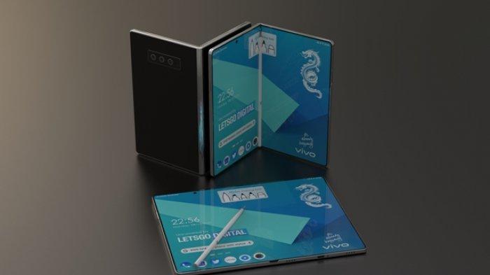 HP Baru Vivo Layar Lipat dan Samsung Galaxy S21 FE, Spesifikasi Lengkap Bocor