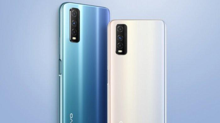 HP Baru Vivo Y70t Pakai Samsung Exynos 880, Harga Mulai Rp3,8 Juta
