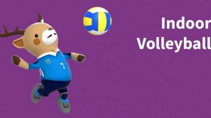 Kalah dari Vietnam, Ini Foto-foto Tim Bola Voli Putri Indonesia di Klasifikasi 7-8 Asian Games 2018