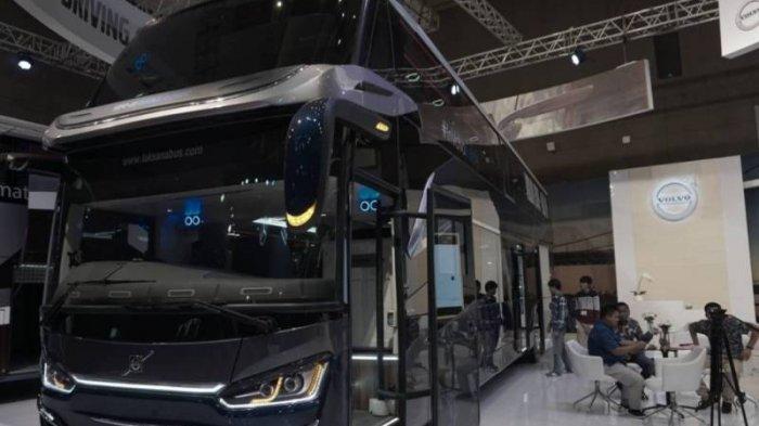 Volvo Bus Luncurkan Bus Terkemuka Volvo B11R dan Volvo B8R di Indonesia
