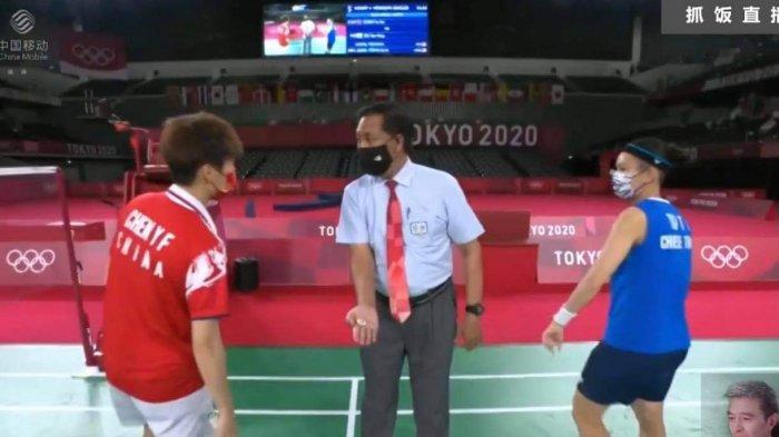 Wahyana, Guru SMP di Gunungkidul yang Memimpin Final Tunggal Putri Bulutangkis Olimpiade Tokyo