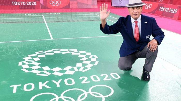 Wahyana, Guru SMPN 4 Patuk yang Memimpin Final Badminton Olimpiade Tokyo Dikenal Dekat dengan Siswa