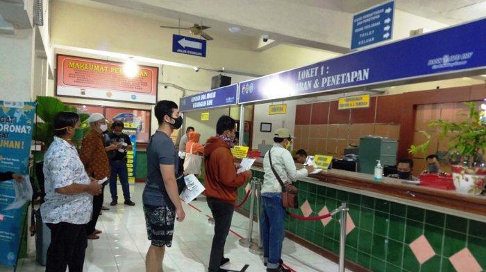 Pembayar Pajak Melalui Daring di Samsat Kota Yogyakarta Meningkat Hingga 10 Kali Lipat