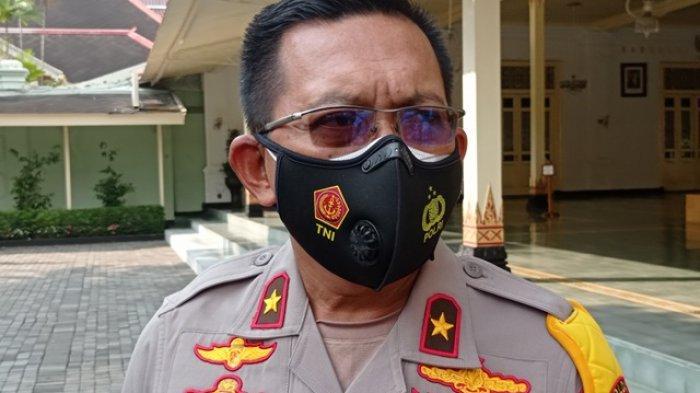 Wakapolda DIY, Brigjen Pol Raden Slamet Santoso