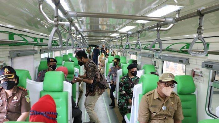 Kesan Wabup Kulonprogo Setelah Menjajal KA Bandara dari YIA Menuju Stasiun Tugu Yogyakarta