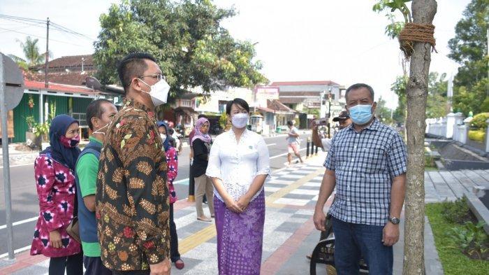 Sebanyak 650 Anggrek Ditanam di Kompleks Perkantoran Pemkab Sleman
