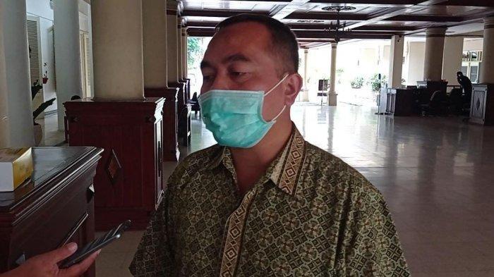 Pulang dari Luar Kota dan Merasa Sakit, Wakil Ketua DPRD DIY Tak Hadiri Vaksinasi COVID-19 Perdana
