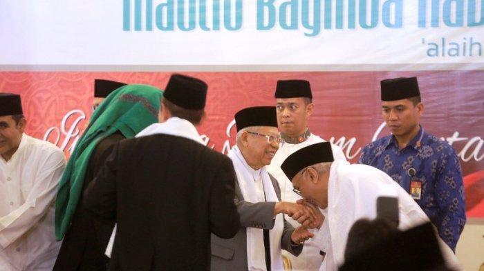 Wapres Ma'ruf Amin: Perubahan Harus Dilakukan Secara Cepat, Tepat dan Bermanfaat
