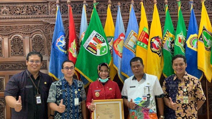 """Magelang Cerdas"" Masuk Top 10 KIPP Jateng, Wakil Walkot Windarti: Kita Selalu Langganan Juara"