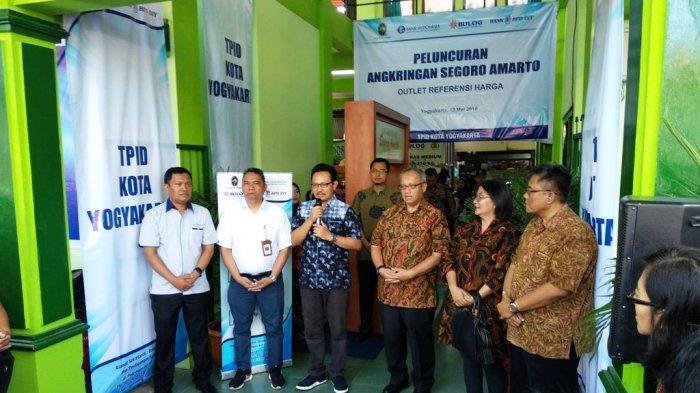 Wakil Walikota Yogya: Angkringan Segoro Amarto untuk Referensi Harga