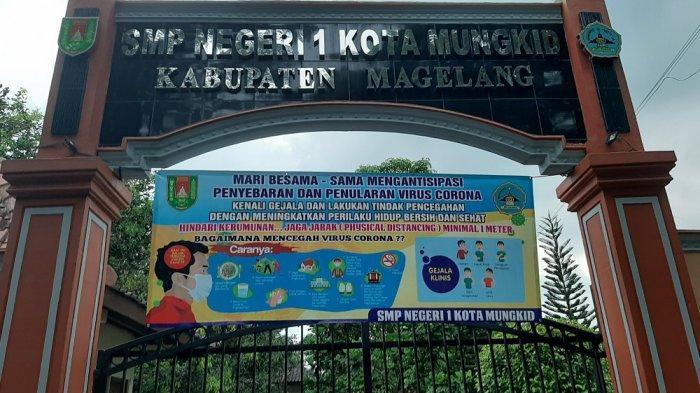 Waktu Belajar di Rumah Para Siswa di Kabupaten Magelang Diperpanjang hingga 21 April 2020