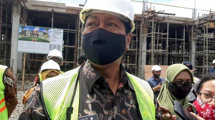 Wali Kota Magelang: Pembangunan Fisik Mengacu Skala Prioritas