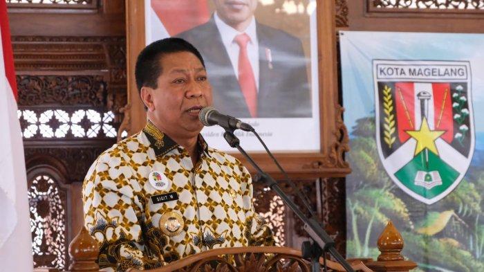 Wali Kota Magelang Merasa Berat Bila Harus Pindah Kantor