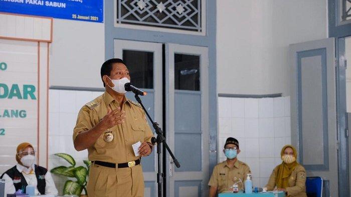Pejabat Forkompimda Kota Magelang Mulai Mendapat Vaksinasi Covid-19