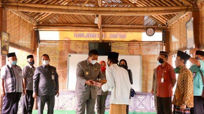 Kunjungi 2 Ponpes, Wali Kota Magelang Ingin Santri Jadi Penerus Bangsa yang Tangguh