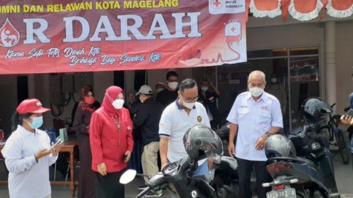 PMI Kota Magelang Layani Donor Plasma Konvalesen Pasien Covid-19