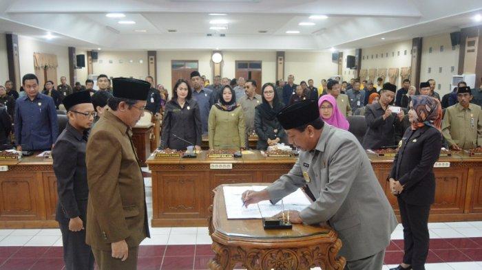 APBD 2020 Kota Magelang Diketok, Dewan Minta Program Tak Prioritas Dipangkas