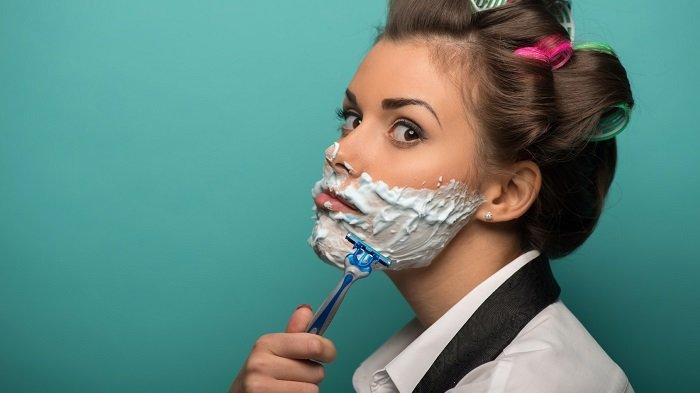 Jika Muncul Rambut Halus di Wajah, Haruskah Wanita Juga Bercukur?
