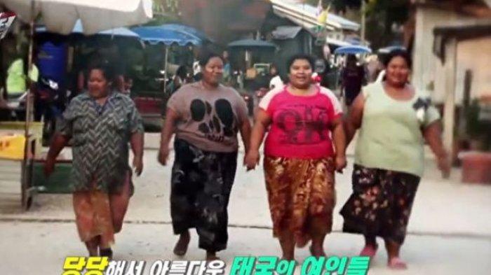 Di Desa Ini, Wanita Bertubuh Gemuk Dianggap Lebih Cantik dan Dikejar-kejar Banyak Pria