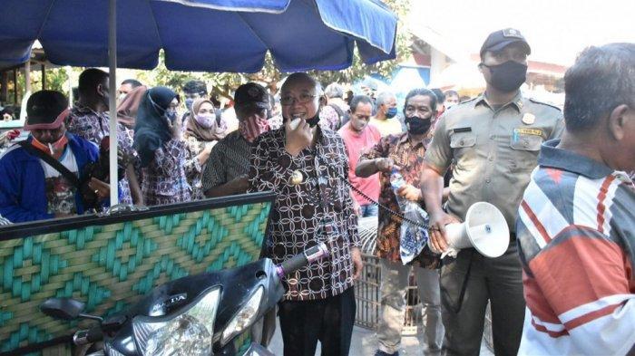 Warga Bantul yang Berkeliaran Tanpa Masker Bakal Kena 'Tilang' Rp 100 Ribu