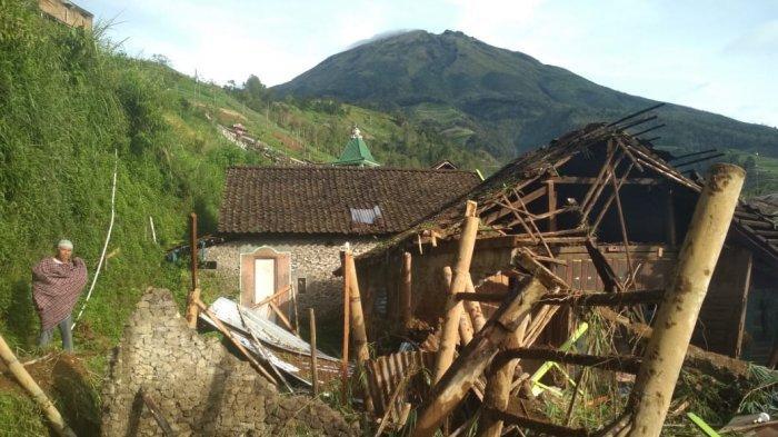 Dua Hari Dilanda Hujan, Puluhan Titik Longsor Tersebar di Magelang