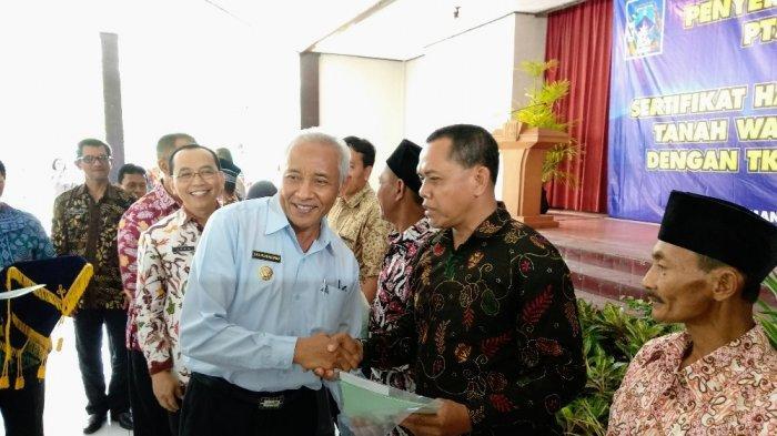 Warga Sleman Diminta Tak Terjebak Iming-iming Bisnis dengan Jaminan Sertifikat Tanah