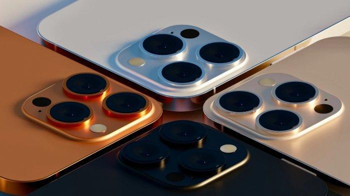 Ini Bocoran Empat Pilihan Warna Baru HP iPhone 13