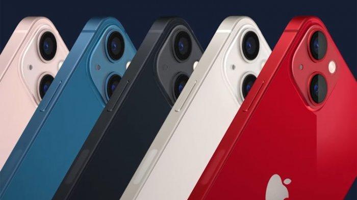Setelah Rilis, Muncul Keluhan Pengguna Iphone 13 pada Memori Penyimpanan