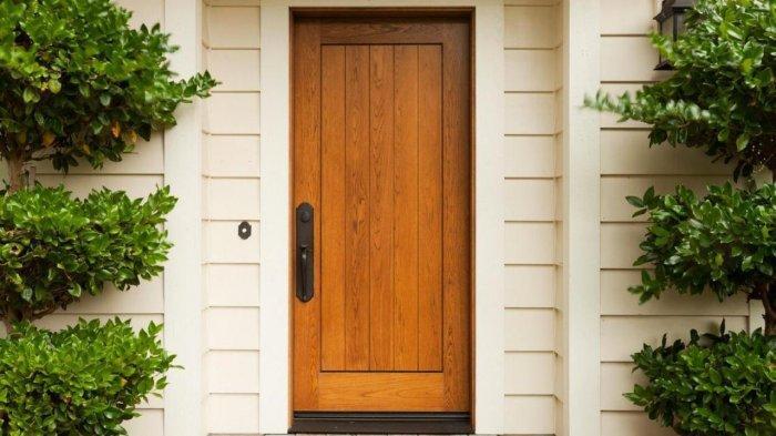7 Rekomendasi Warna Cat Pintu Rumah yang Mendatangkan Keberuntungan Menurut Feng Shui