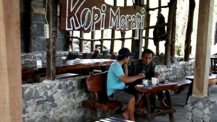 Warung Kopi Merapi, Wisata Kuliner di Lereng Gunung