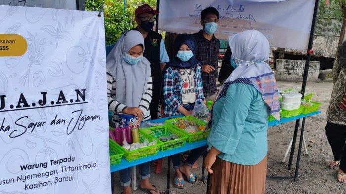 LPPM UIN Sunan Kalijaga Launching Warung Terpadu Warga Binaan