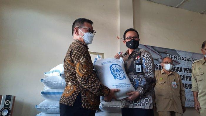 Pemkot Yogyakarta Alokasikan Cadangan Beras Sebanyak 15 Ton di Tahun 2021