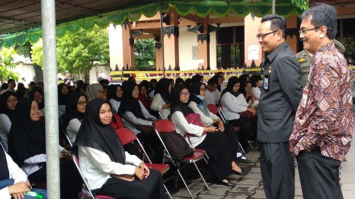 Wawali Tinjau Tes SKD CPNS Pemkot Yogyakarta