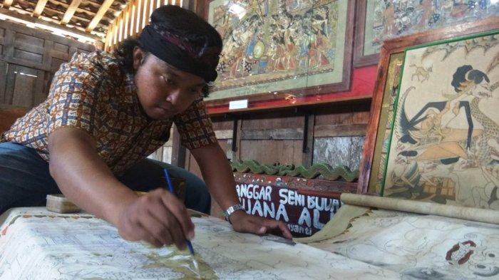 WISATA UNIK BANTUL : Lihat Koleksi Wayang Langka di Museum Wayang Beber Sekartaji