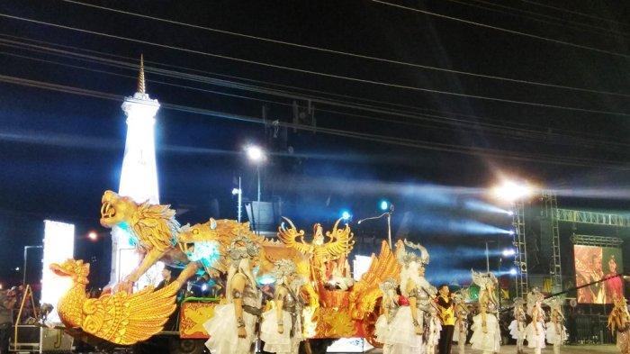 HUT ke-263, Kota Yogya Diharapkan Selalu Berkembang Sebagai Kota Pelajar, Kota Budaya & Kota Wisata