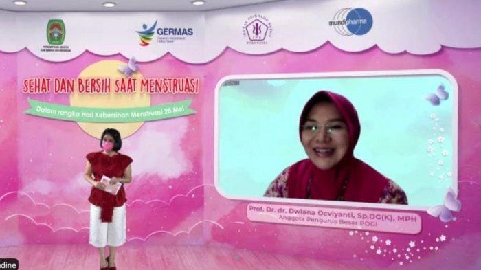 Hari Kebersihan Menstruasi 28 Mei, Pakar Kesehatan Dorong Perempuan Tingkatkan Kebersihan
