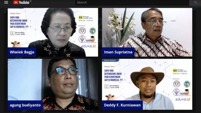 Wakil Dekan FKH UGM Sebut Swasembada Sapi di Indonesia Belum Optimal