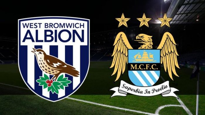 West Brom vs Manchester City - Nonton Live Streaming Man City Bertandang ke  Markas The Baggies - Tribun Jogja