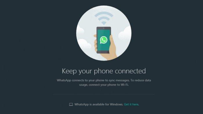 Trik Mengubah Tampilan WhatsApp Web Supaya Lebih Menarik dengan Mode Gelap