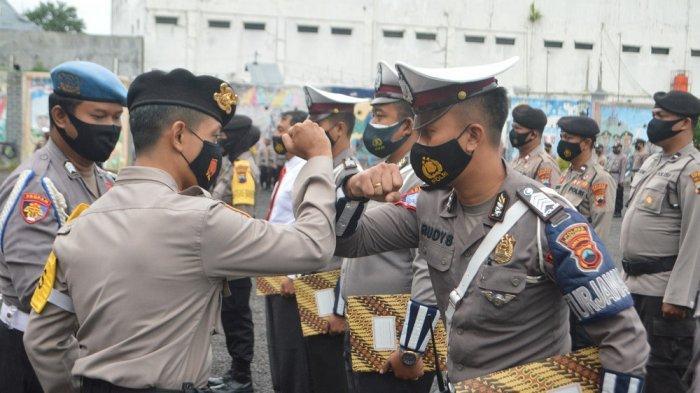 Wilayah Bebas Korupsi, Puluhan Personel Polres Magelang Kota Diberi Reward