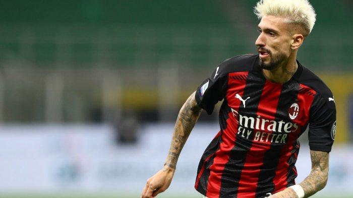 Winger kanan Samu Castillejo bakal jadi kapten saat AC Milan vs Sparta Praha?