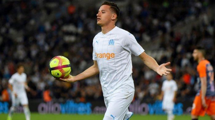 Winger Marseille, Florian Thauvin, incaran AC Milan