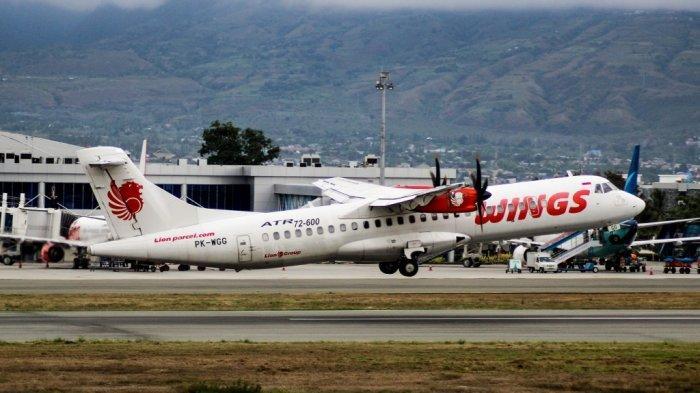 """Wings Air Luncurkan Rute Baru """"Trans-Sulawesi"""", Langsung dari Makassar - Palu"""