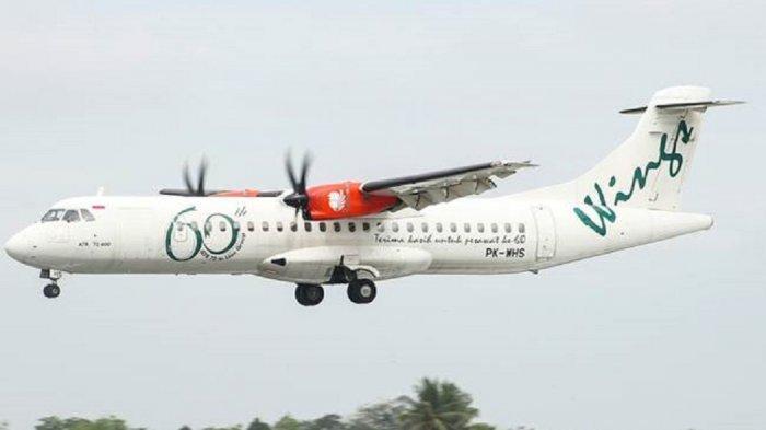 Wings Air Perdana Hubungkan Timika ke 3 Kota