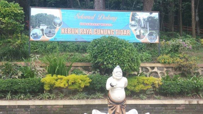 Taman Wisata Gunung Tidar Kota Magelang Kembali Beroperasi Setelah Sempat Ditutup Selama Tiga Hari