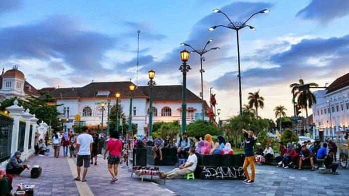 Lokasi Wisata Di Yogyakarta Yang Viral Sering Jadi Pilihan Selfie Mulai Dari Hutan Hingga Gunung Tribun Jogja