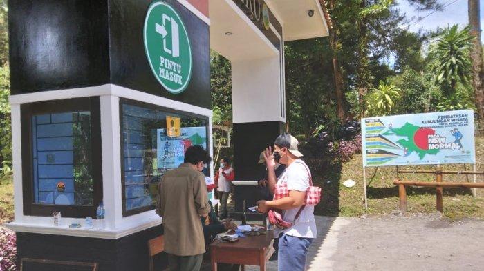 Tiga Bulan Tutup, Taman Nasional Gunung Merapi (TNGM) Jurang Jero Kembali Beroperasi