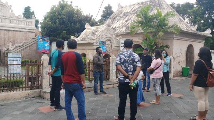 Pengelola Tempat Wisata Taman Sari Yogyakarta Perketat Protokol Kesehatan saat Libur Iduladha
