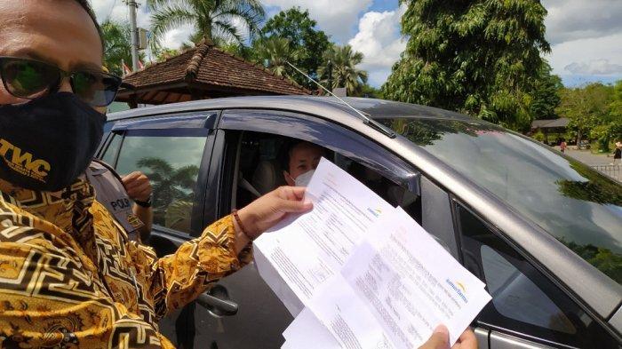 Wisatawan Luar Daerah yang Masuk Candi Borobudur Wajib Tunjukkan Hasil Rapid Test Antigen