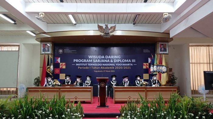 ITNY Mewisuda 269 Lulusan Sarjana dan Diploma Periode I Tahun Akademik 2020/2021